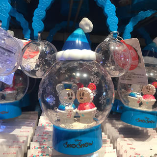 ディズニー(Disney)の【新品】ディズニー クリスマス スノースノー ランタン(その他)