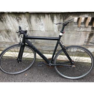 ジャイアント(Giant)のリーダーバイク leader bike ピストバイク 付属ハンドル付き 即発送可(自転車本体)