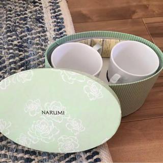ナルミ(NARUMI)のNARUMIコーヒーカップ(グラス/カップ)