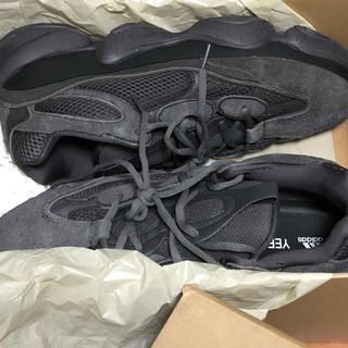 アディダス(adidas)のYeezy 500 イージー500(スニーカー)