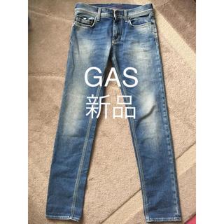 ガス(GAS)のGAS ガス デニム ジーンズ 新品 レングス L32  ウエスト29(デニム/ジーンズ)