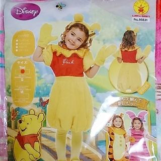 ディズニー(Disney)のディズニーキッズ仮装プーさんコスチューム80、90、100サイズ(衣装一式)