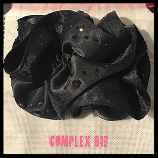 コンプレックスビズ(Complex Biz)の【美品】Complex Biz イージーコーム スワロフスキー(バレッタ/ヘアクリップ)