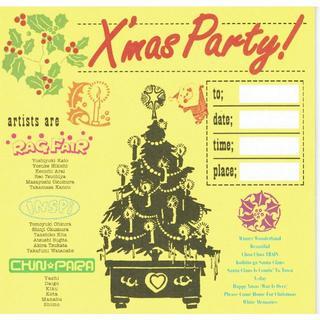 ★X'mas Party    RAG FAIR(ワールドミュージック)