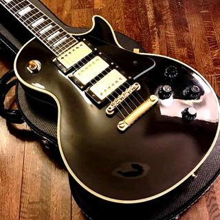 ギブソン(Gibson)の最終 Burny RLC 80s レスポールカスタム Gibson ギブソン(エレキギター)