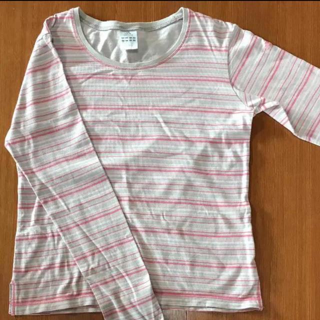 adidas(アディダス)のアディダスレディースシャツ レディースのトップス(Tシャツ(長袖/七分))の商品写真