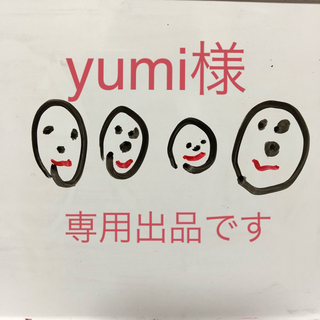 【yumi様専用】子ども用 プリーツマスク 2枚セット(外出用品)