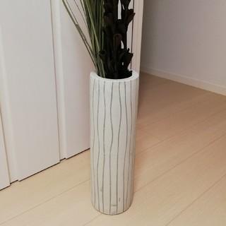 IKEA インテリア 造花刺し・鉢・花瓶