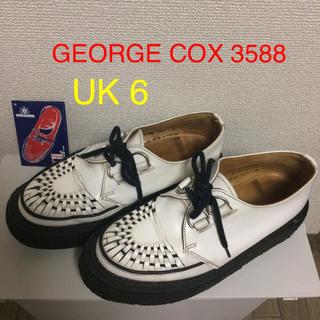 ジョージコックス(GEORGE COX)のGEORGE COX 定番 ラバーソール 3588 (ドレス/ビジネス)