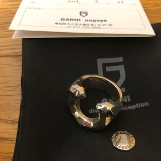 ガルニ(GARNI)のGARNI Fortune Ring L フォーチューンリング 19号(リング(指輪))