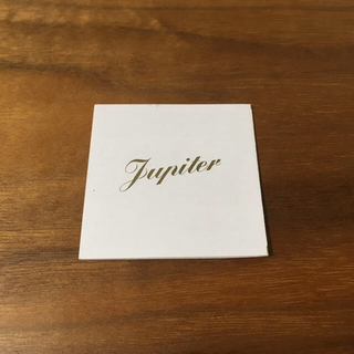 ジュピターゴールドレーベル(jupiter GOLD LABEL)のジュピター 0.02カラット(ネックレス)