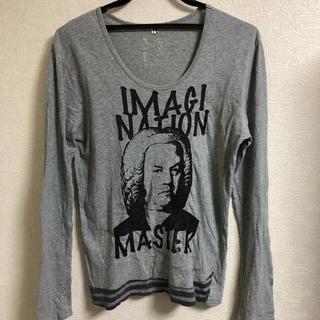 ハンジロー(HANJIRO)のハンジロー プリントTシャツ メンズ(Tシャツ/カットソー(七分/長袖))