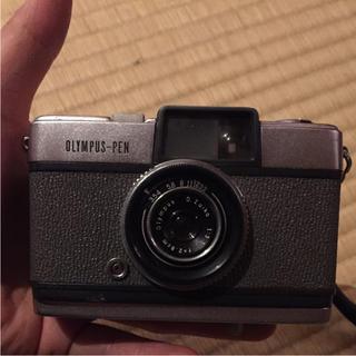 オリンパス(OLYMPUS)のオリンパス ペン フィルムカメラ 値段交渉可能 (フィルムカメラ)
