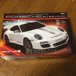 ポルシェ(Porsche)の新品未使用 PORSCHE ラジコンカー(ホビーラジコン)