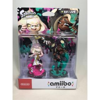 ニンテンドースイッチ(Nintendo Switch)の任天堂 スィッチ スプラトゥーン amiibo テンタクルズセット ヒメ/イイダ(その他)