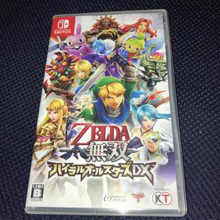 ニンテンドースイッチ(Nintendo Switch)のゼルダ無双(家庭用ゲームソフト)
