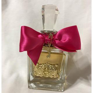 ジューシークチュール(Juicy Couture)のJUICY COUTURE ビバ ラ ジューシー 香水 100ml(香水(女性用))