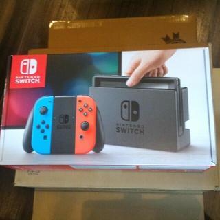 ニンテンドースイッチ(Nintendo Switch)のNintendo switch 本体(家庭用ゲーム本体)