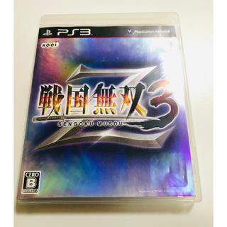 プレイステーション3(PlayStation3)のPS3戦国無双3Z(家庭用ゲームソフト)