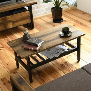 開店記念セール◆COOLに決まるおしゃれで使いやすいリビングテーブル(ローテーブル)