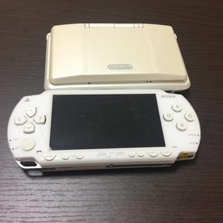 プレイステーションポータブル(PlayStation Portable)のPSP.dsセット(携帯用ゲーム本体)
