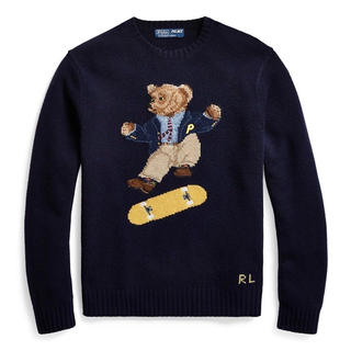 ポロラルフローレン(POLO RALPH LAUREN)のPALACE Ralph Lauren Skate  Bear sweater(その他)