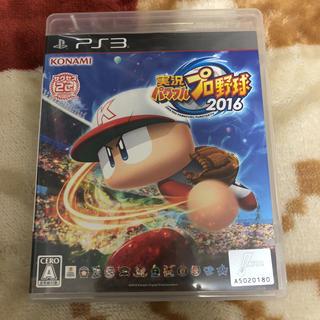 プレイステーション3(PlayStation3)の実況パワフルプロ野球2016 PS3(家庭用ゲームソフト)