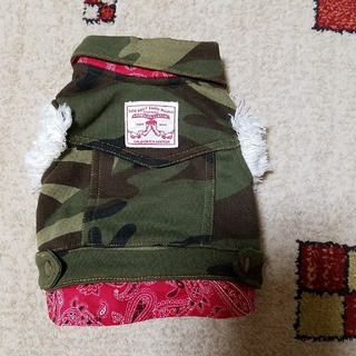 ドッグデプト(DOG DEPT)のワンコ ジャケット(ペット服/アクセサリー)