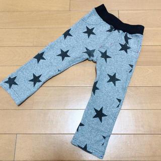 シマムラ(しまむら)の星柄 パンツ 80cm(パンツ)