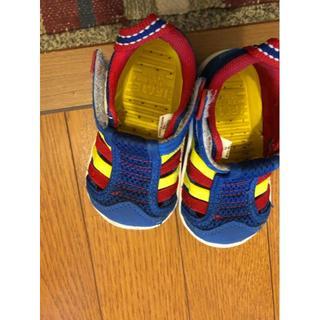 即購入ok![ベビー](イフミー) Water Shoes ネイビー13.0cm(サンダル)