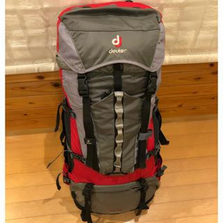 ドイター(Deuter)のドイター エアーコンタクト75L(登山用品)