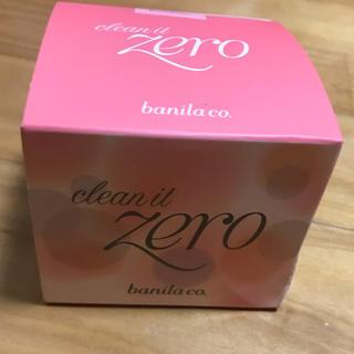 バニラコ(banila co.)のbanila co. clean it zero 新品 バニラコ クレンジング(クレンジング / メイク落とし)