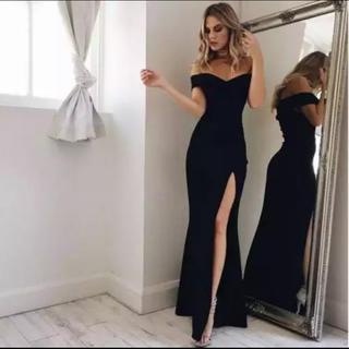 ザラ(ZARA)のドレス ワンピース パーティー 海外セレブ インポート 結婚式 モデル(ロングドレス)