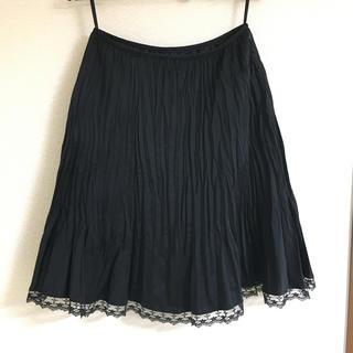 エムケークランプリュス(MK KLEIN+)のミッシェルクラン プリーツ スカート (ひざ丈スカート)