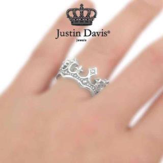 ジャスティンデイビス(Justin Davis)のJustin Davis リング 925(リング(指輪))