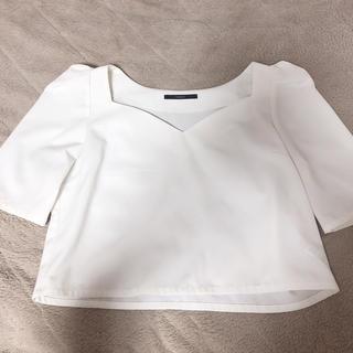 エモダ(EMODA)のEMODA カットソー(カットソー(半袖/袖なし))