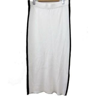 ザラ(ZARA)のZARAニットスカート(ロングスカート)