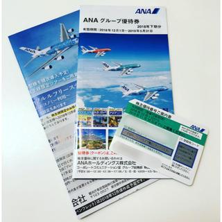 エーエヌエー(ゼンニッポンクウユ)(ANA(全日本空輸))の最新 ANAグループ優待券(航空券)