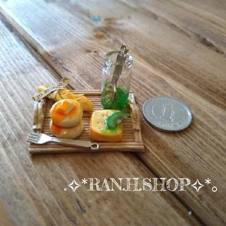 朝食にぴったり♪ ミニチュアパン&スイーツ屋さん✧*。(おもちゃ/雑貨)