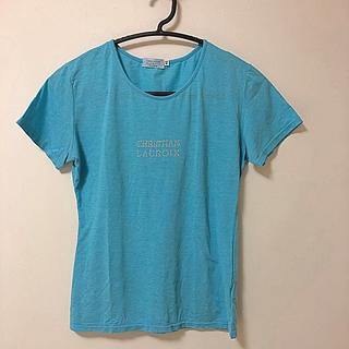 クリスチャンラクロワ(Christian Lacroix)のTシャツ(Tシャツ(半袖/袖なし))