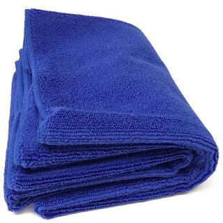 洗車タオル マイクロファイバー 洗車ふき取り 磨き上げ クロス 中判 2枚セット(メンテナンス用品)