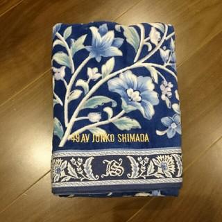 ジュンコシマダ(JUNKO SHIMADA)の【新品】JUNKO SHIMADA  バスタオル(タオル/バス用品)
