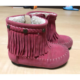 ビーデアール(B de R)のB de R ブーツ 17cm(ブーツ)