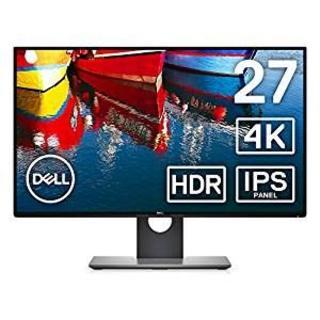 Dell ディスプレイ U2718Q [27インチ](ディスプレイ)