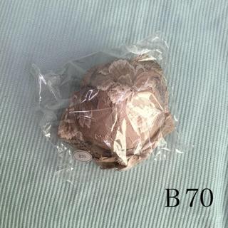 シャルレ(シャルレ)の☆最終☆【新品未開封】シャルレ ブラジャー B70 ナチュラルブラウン(ブラ)