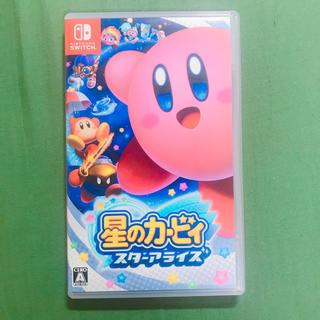 ニンテンドースイッチ(Nintendo Switch)の星のカービィ Switch(家庭用ゲームソフト)