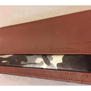 タフ(TOUGH)の新品 TOUGH (タフ)長財布 69055 ブラウン 正規品(長財布)