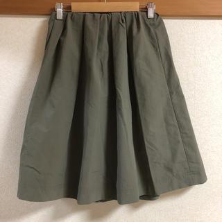 アラマンダ(allamanda)のallamanda スカート 38(ひざ丈スカート)