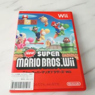 ウィー(Wii)のマリオブラザーズ(家庭用ゲームソフト)