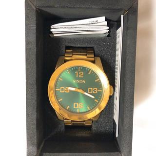 NIXON ニクソン メンズ 腕時計